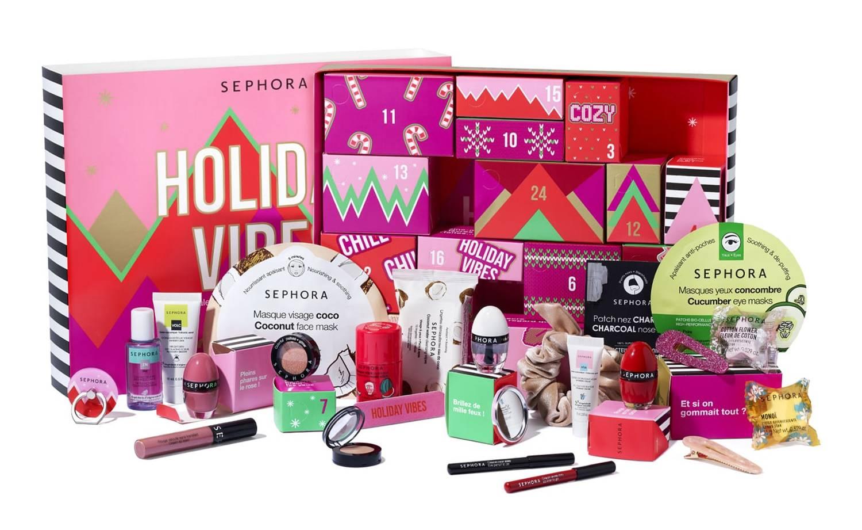 Calendario Sephora Collection 2021