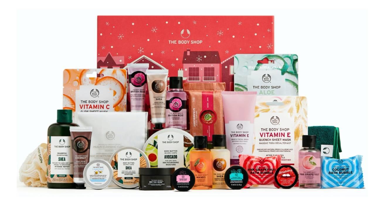 Calendario The Body Shop 2021 Love