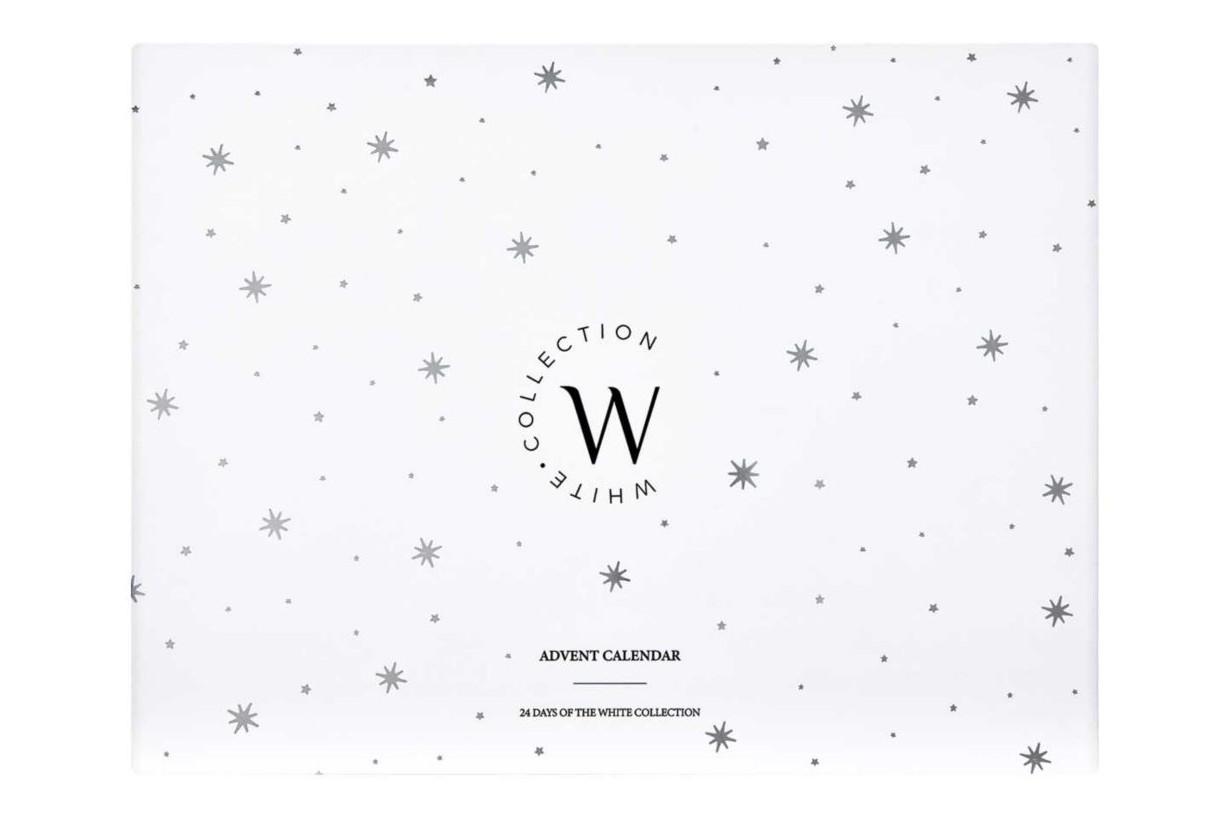 Calendario The White Collection 2021