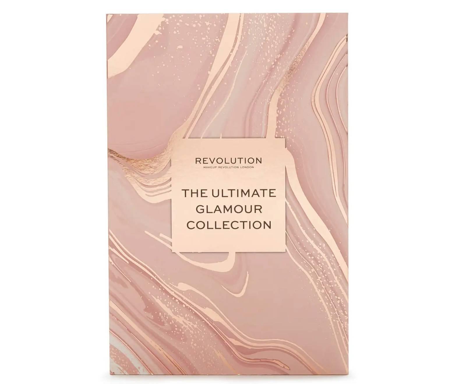 Calendario Ultimate Glamour Collection de Revolution 2021