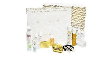 Calendario de Adviento Beauty Works 2020