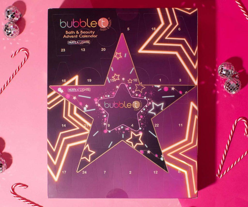 Calendario de Adviento Bubble T 2020