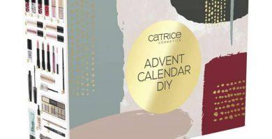 Calendario de Adviento Catrice DIY 2021