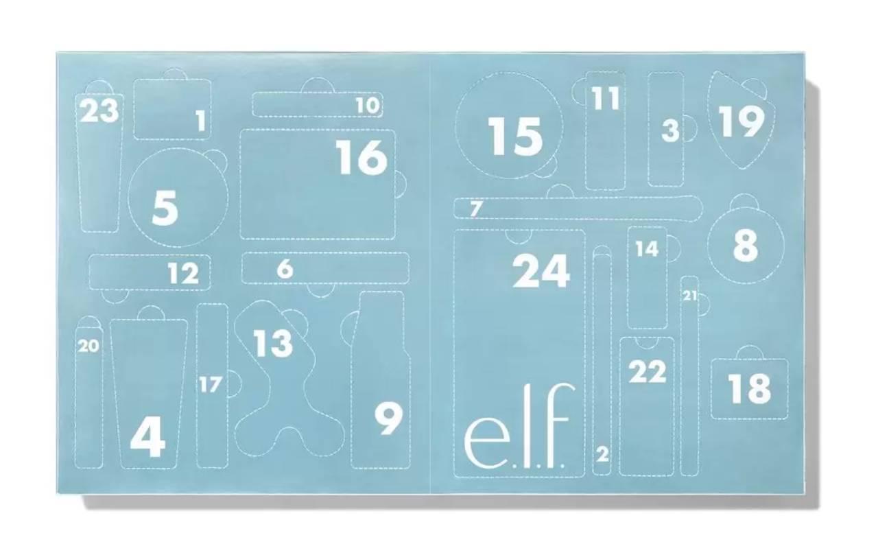 Calendario de Adviento ELF 2021 de 24 días