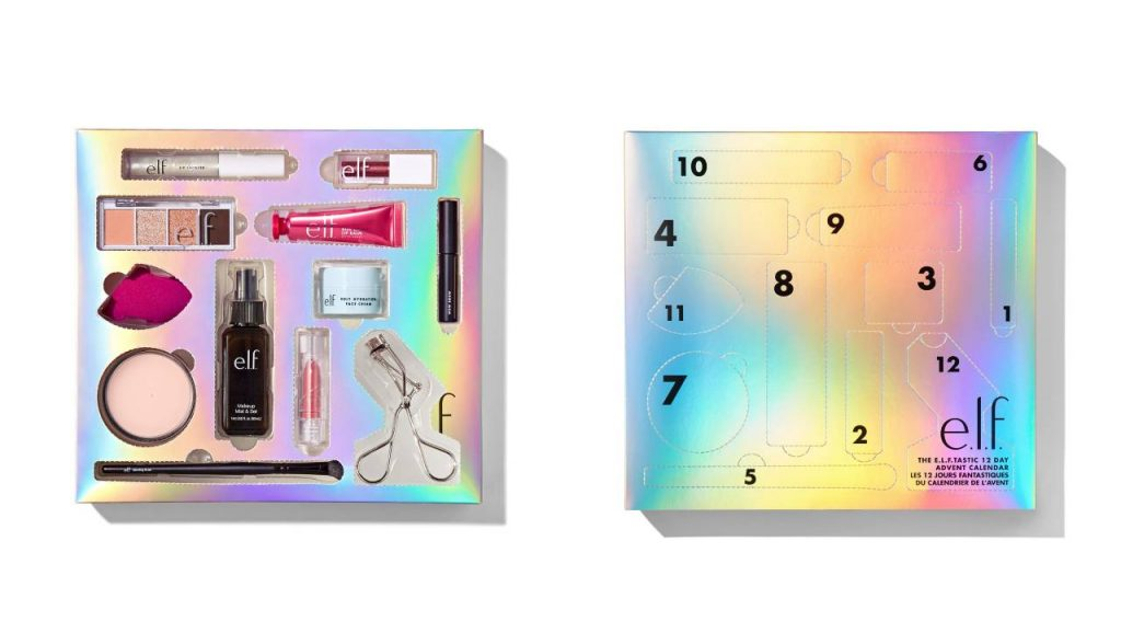 Calendario de Adviento ELF Cosmetics 2020