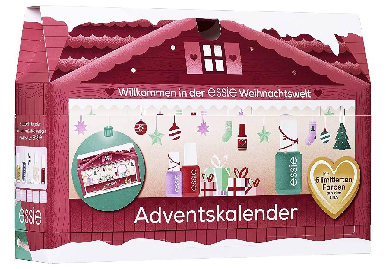 Calendario de Adviento Essie 2021 alemán