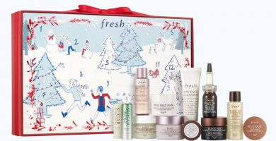 Calendario de Adviento Fresh Beauty 2020