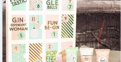 Calendario de Adviento Gin&Fizz 2020