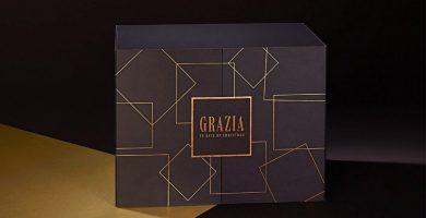 Calendario de Adviento Glossybox x Grazia 2020