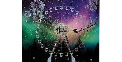 Calendario de Adviento Halo 2020