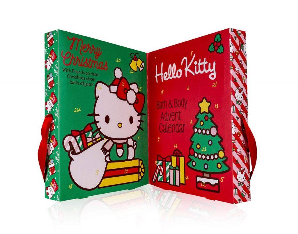 Calendario de Adviento Hello Kitty 2020
