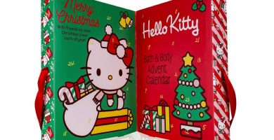 Calendario de Adviento Hello Kitty 2020
