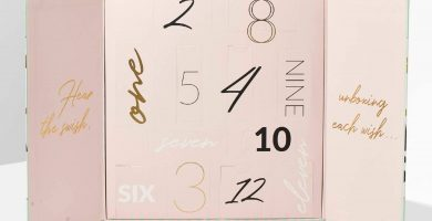Calendario de Adviento Inglot 2020