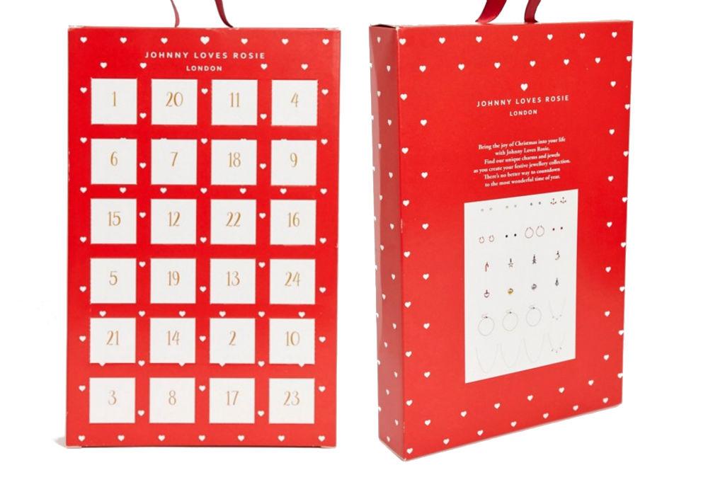 Calendario de Adviento Johnny Loves Rosie 2019