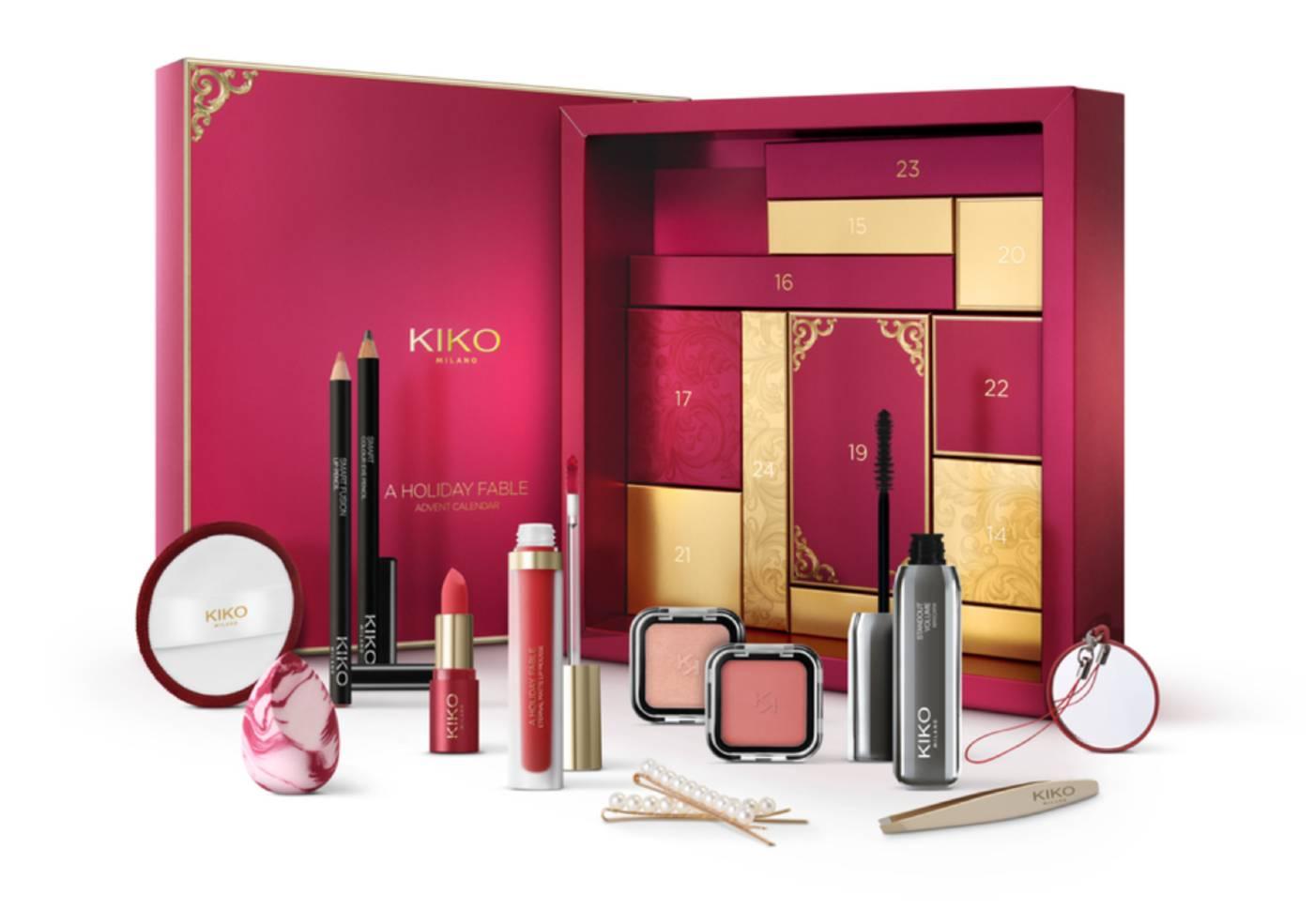 Calendario Kiko Milano 2021