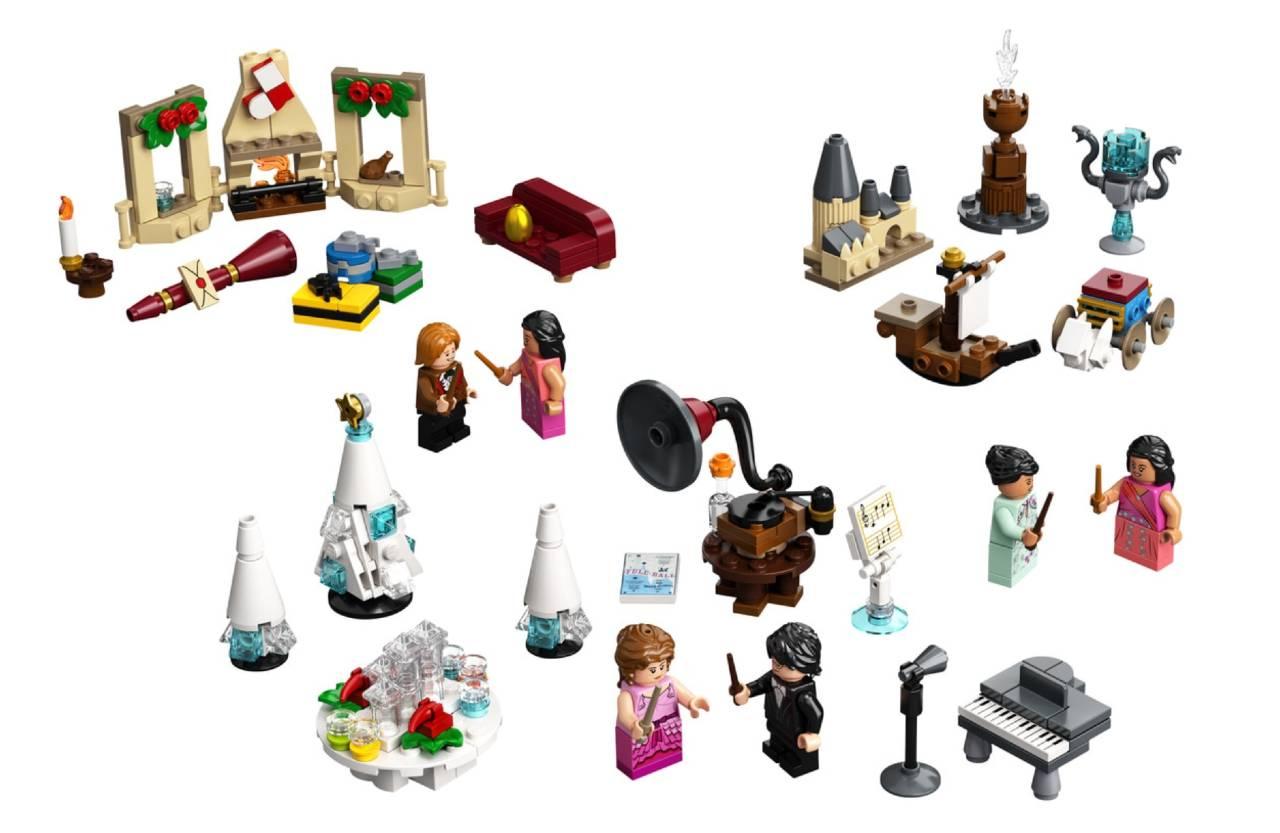 Calendario de Adviento LEGO Harry Potter 2020
