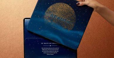 Calendario de Adviento Mark & Spencer 2021