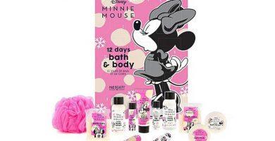 Calendario de Adviento Minnie Mouse 2021