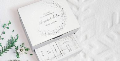 Calendario de Adviento Monu Skin 2020