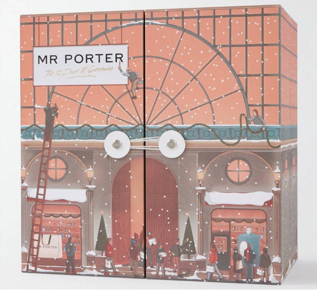 Calendario de Adviento Mr Porter 2021