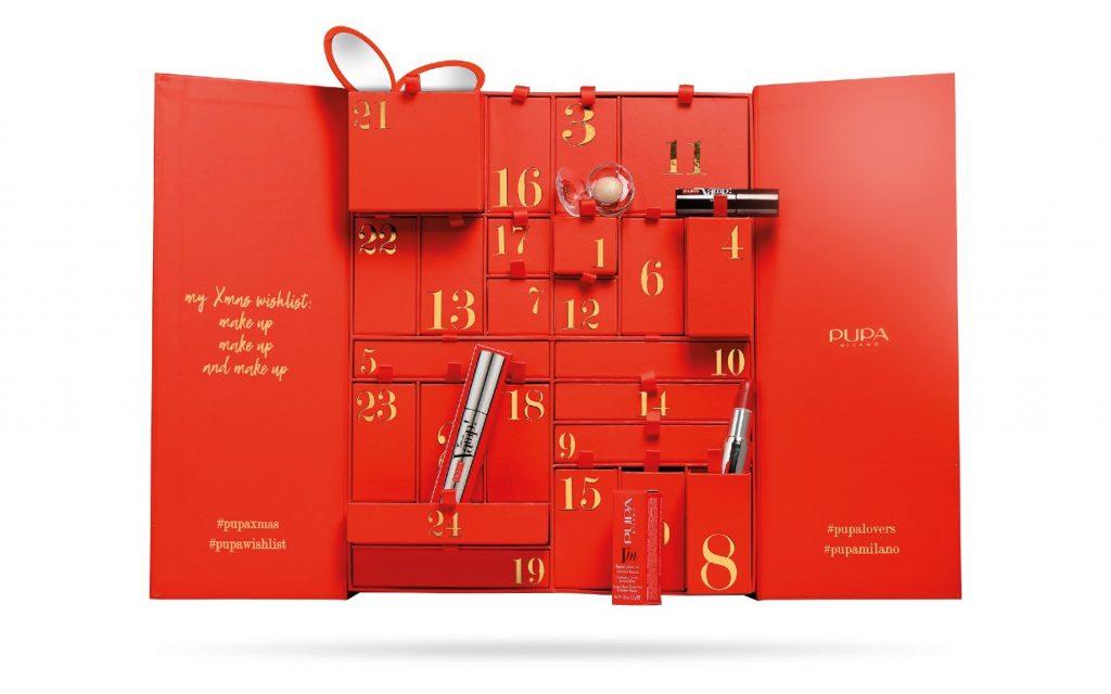 Calendario de Adviento PUPA Milano 2019