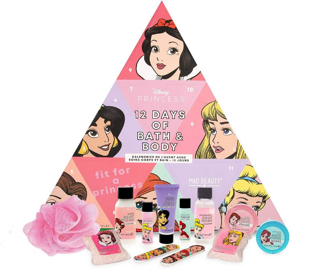 Calendario de Adviento Pop Princess 2020 Mad Beauty