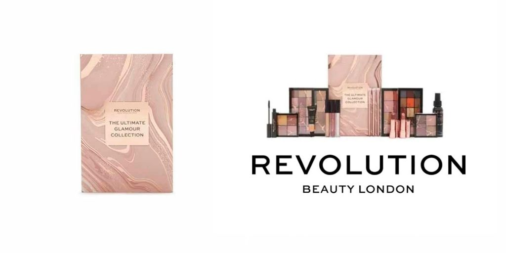 Calendario de Adviento Revolution 2021 The Ultimate Glamour Collection