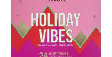 Calendario de Adviento Sephora Collection 2021