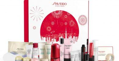 Calendario de Adviento Shiseido 2021