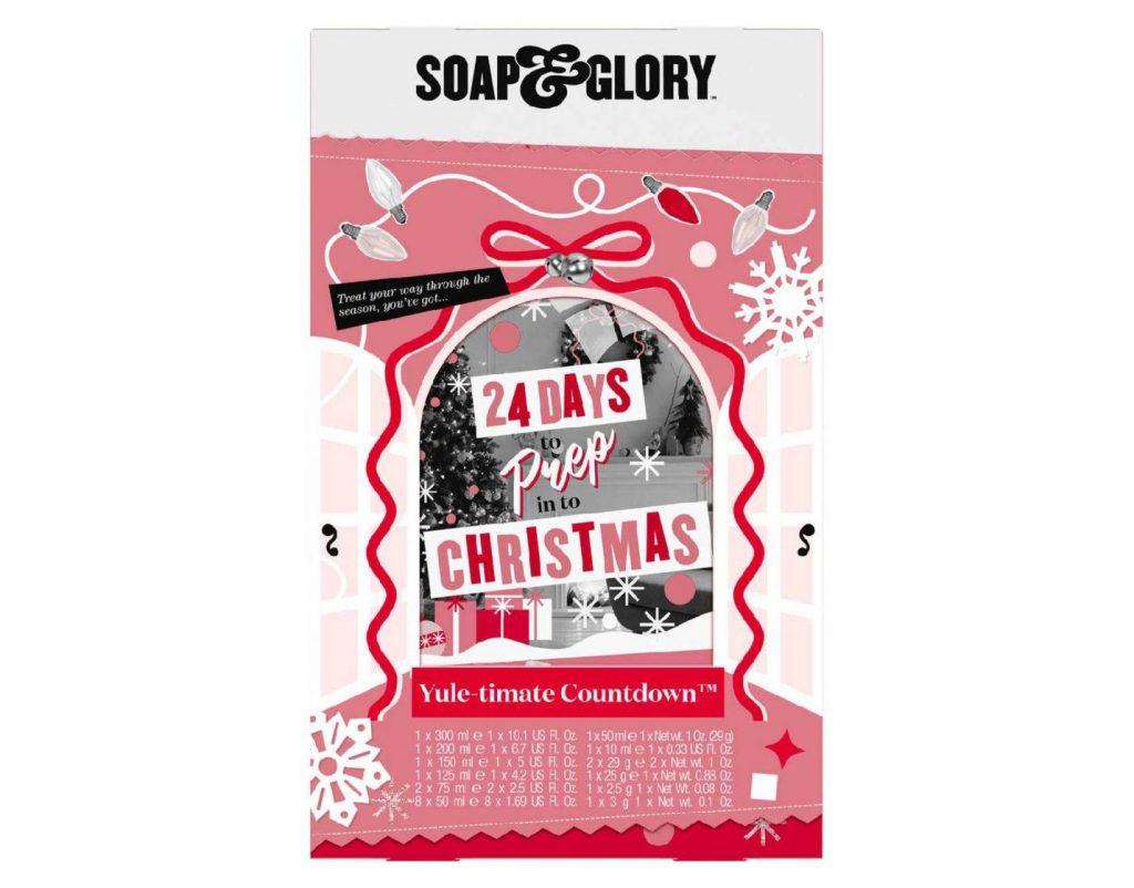 Calendario de Adviento Soap & Glory 2021