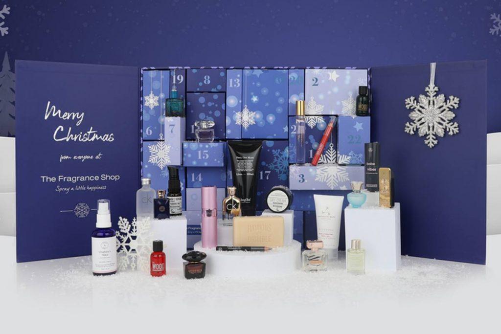 Calendario de Adviento The Fragrance Shop 2021