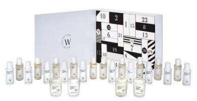Calendario de Adviento The White Collection 2021