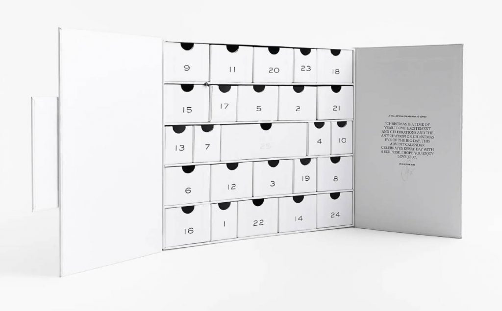 Calendario de Adviento Zara 2020 cosmética