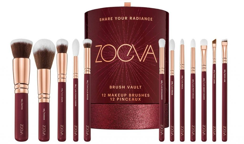 Calendario de Adviento Zoeva Brush Vault 2020