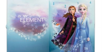 Calendarios de Adviento de Frozen 2