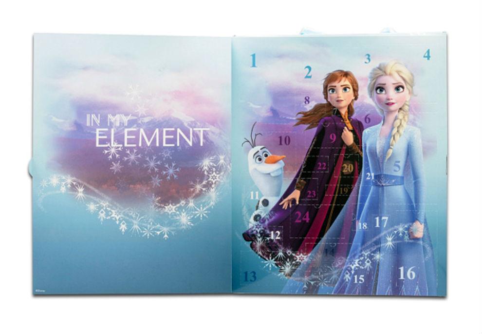 Calendarios de Adviento de Frozen 2
