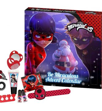 Calendario de Adviento de Ladybug