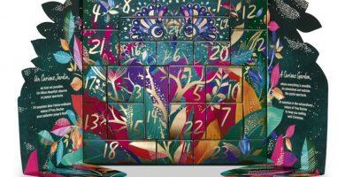 Calendario de Adviento de Yves Rocher 2021