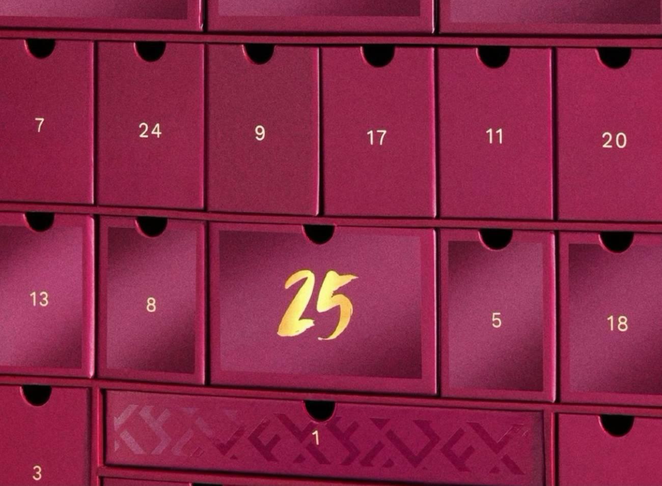 Calendario de Adviento Lookfantastic 2021