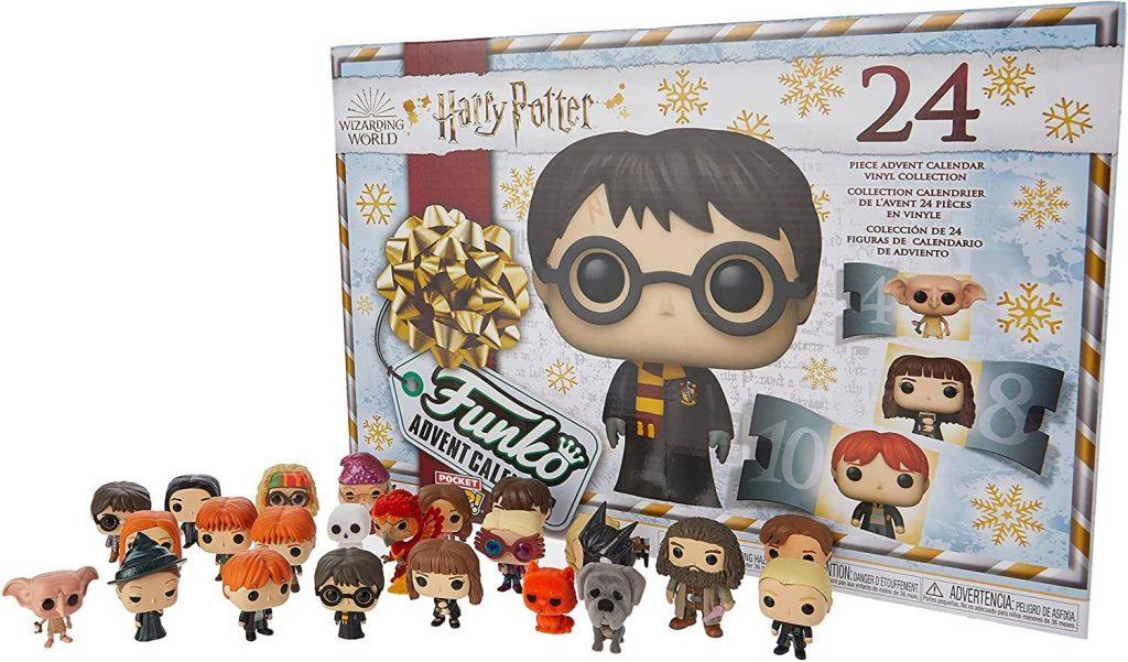 Calendarios Adviento Harry Potter 2021