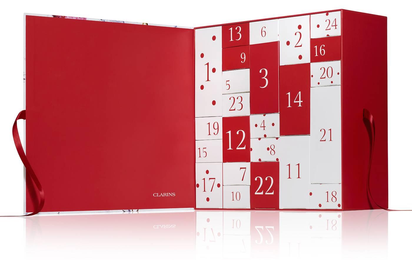 Calendario Clarins 2021 24 Días