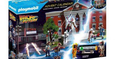 Calendarios de Adviento Playmobil