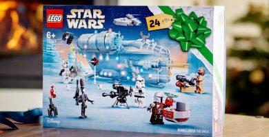 Calendarios de Adviento Star Wars 2021