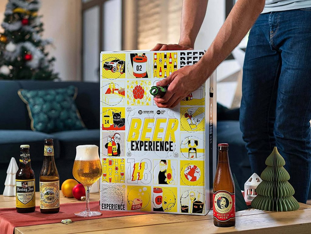 Calendarios de Adviento de Cerveza