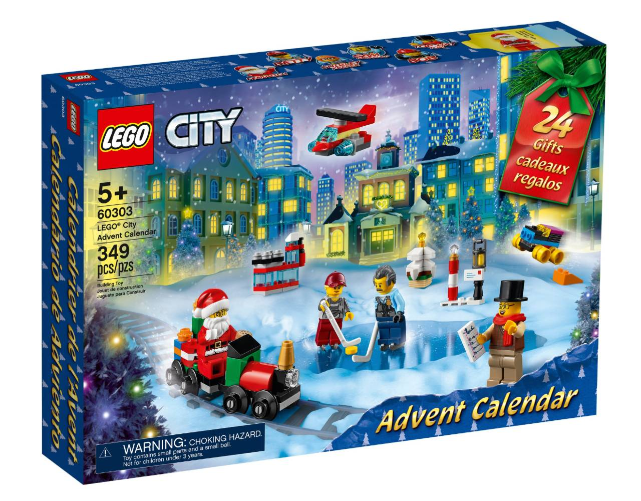 Calendarios de Adviento de Lego 2021