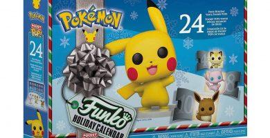 Calendarios de Adviento de Pokémon