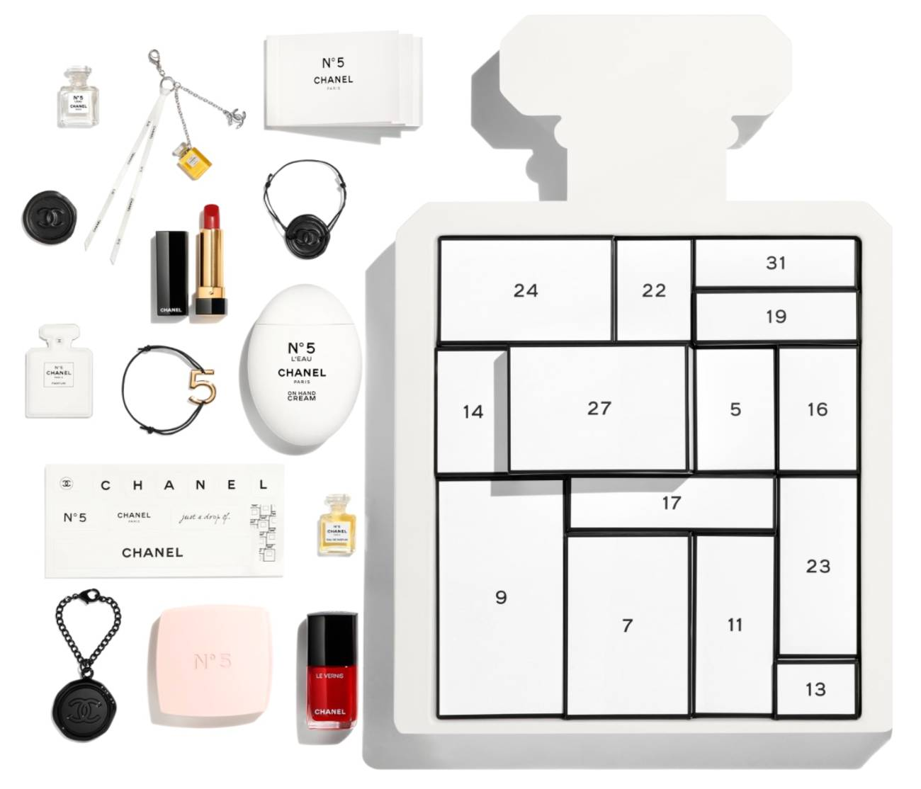 Chanel Nº5 Limited Edition The Calendar