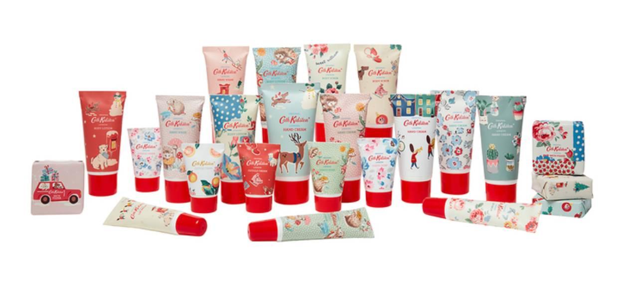 Christmas Village Beauty Cath Kidston 2020