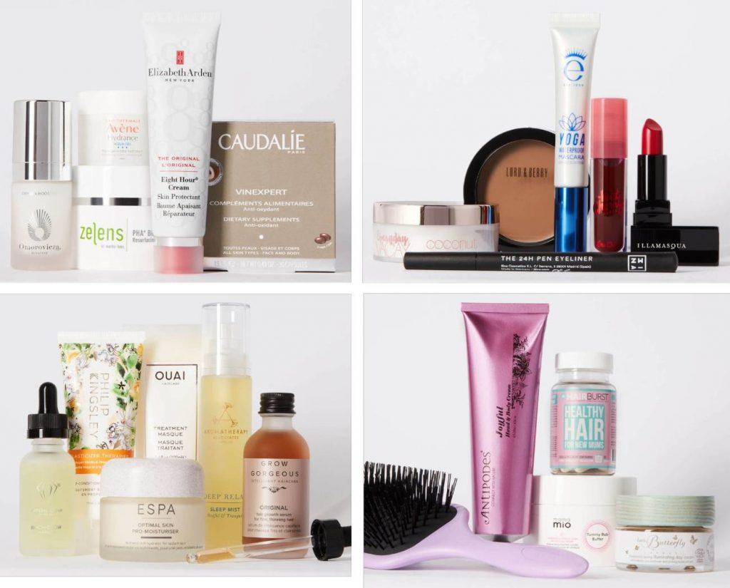 Colecciones Beauty Haul 2020