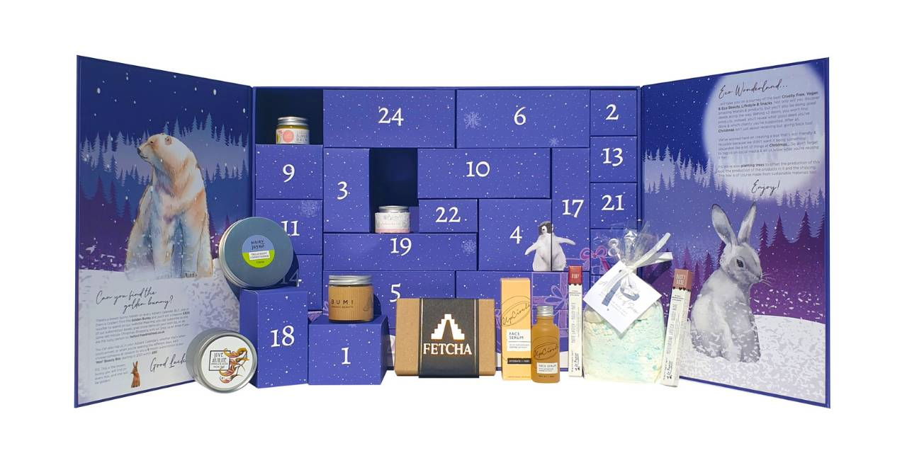 Freedm Street 2020 Calendario Adviento